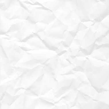 Paper crumpled seamless texture
