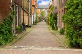 Fotografie staré město, delft, Nizozemí