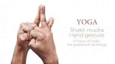 Yoga shakti mudra