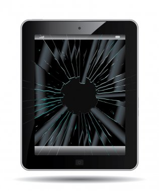 Broken Tablet PC