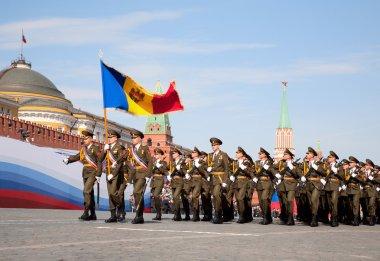 Moldova troops