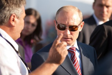 Vladimir Putin Prime Minister of Russia