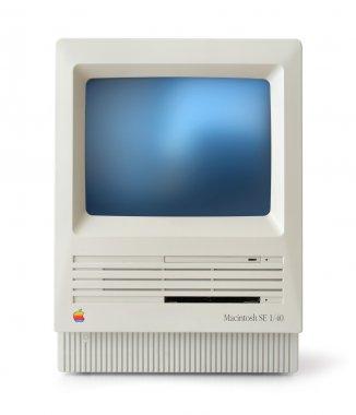 Classic Mac SE front