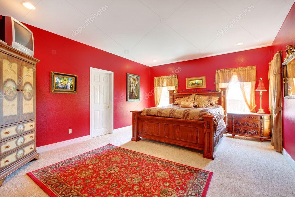 Stanze Da Letto Rosse : Tende per camera da letto tante idee per grandi e piccini