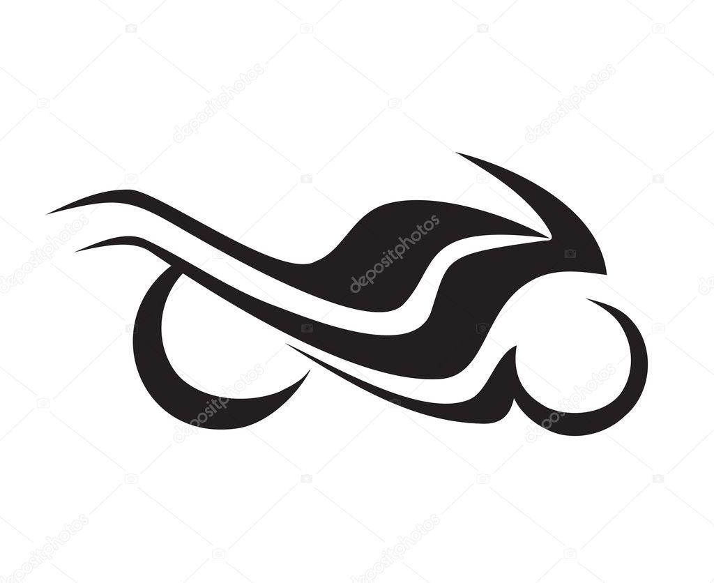 картинки мотоциклов из символов всех