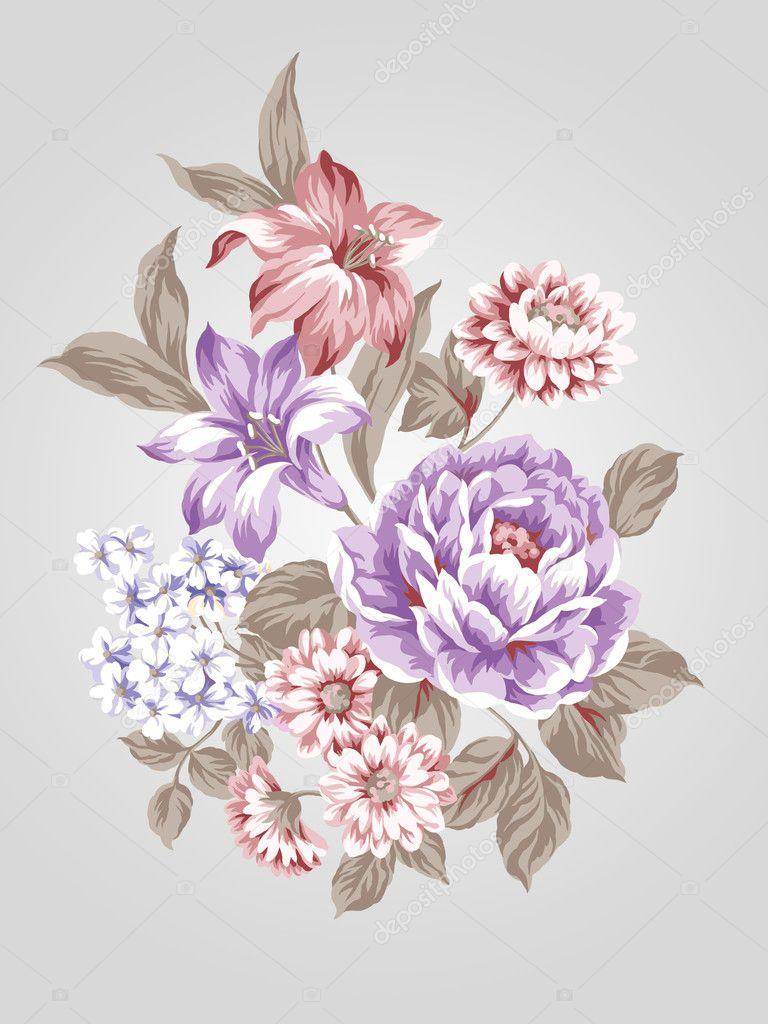 Flower bouquet 014