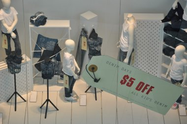 Window Shopping sale