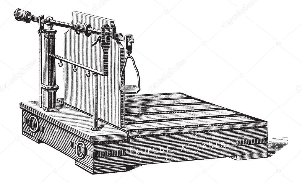 balance romaine ou une gravure vintage romaine image vectorielle morphart 9099491. Black Bedroom Furniture Sets. Home Design Ideas