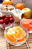Plody snídaně