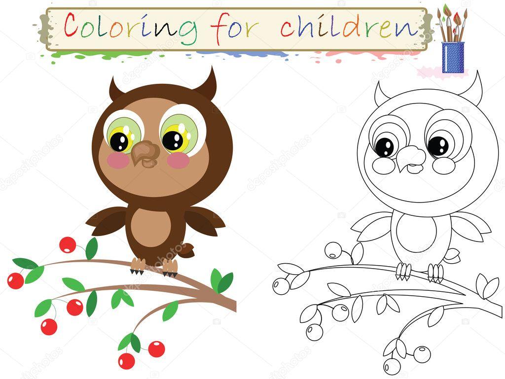 Malbücher für Kinder — Stockfoto © Olaj775 #8855760