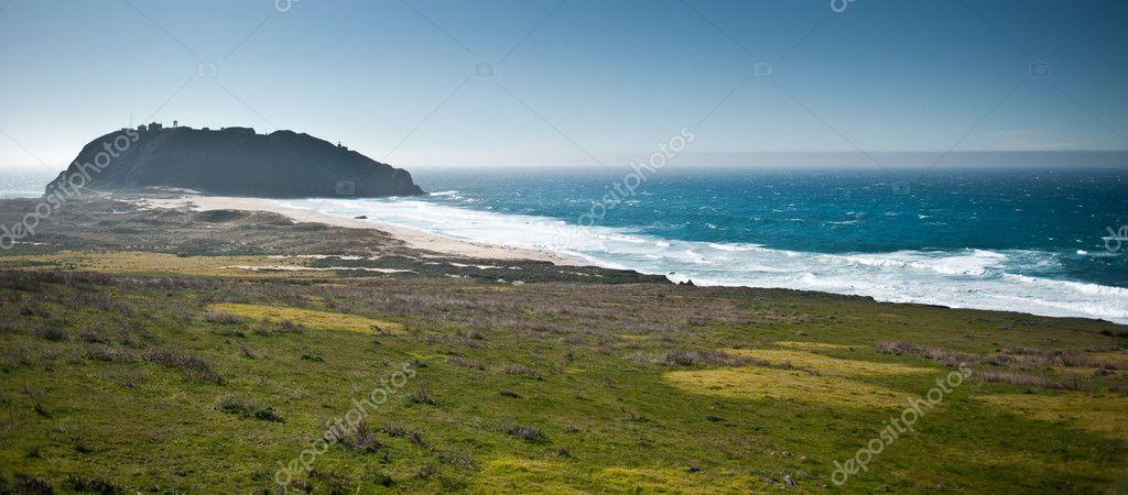 Pacific Coast Highway view — Stock Photo © avix #9063107