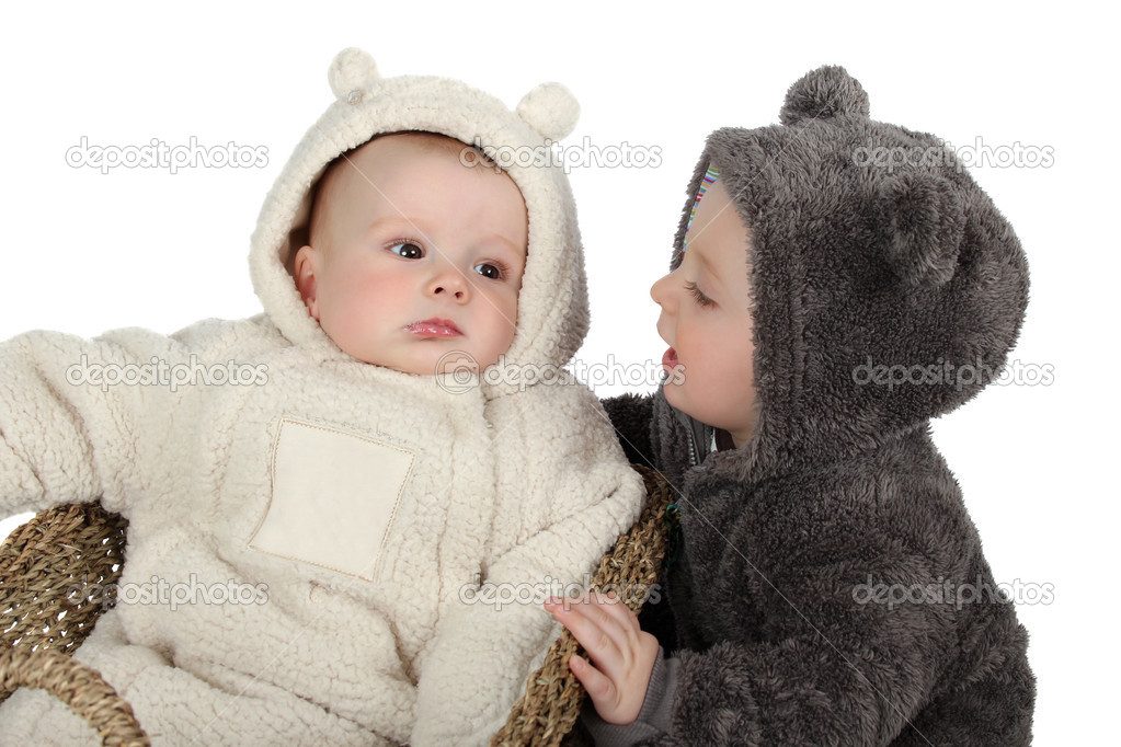 Teddy friends