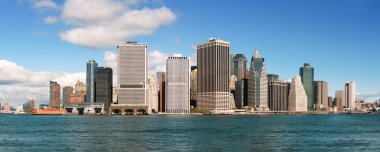 Lower Manhattan Skyline - New York City