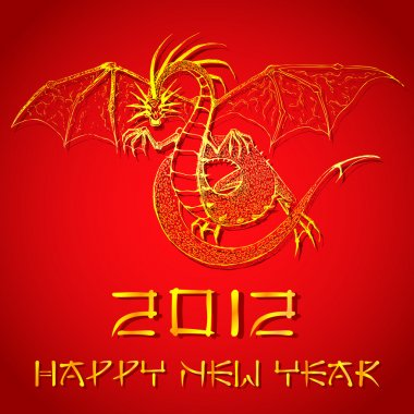 Chinese New Year of Dragon