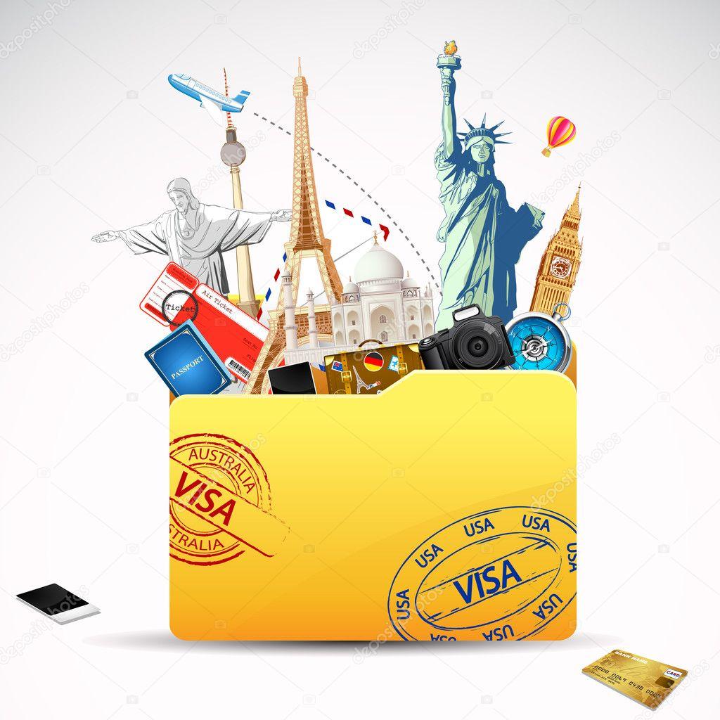 Travel Folder