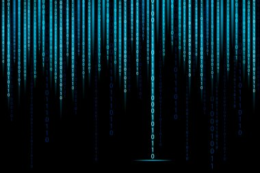 Matrix Binary Background