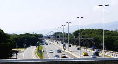 Castelldefels's highway