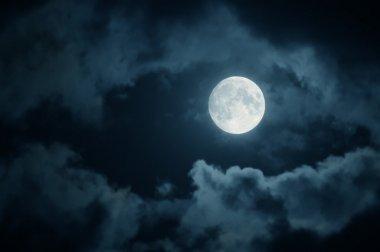 """Картина, постер, плакат, фотообои """"луна"""", артикул 9517937"""