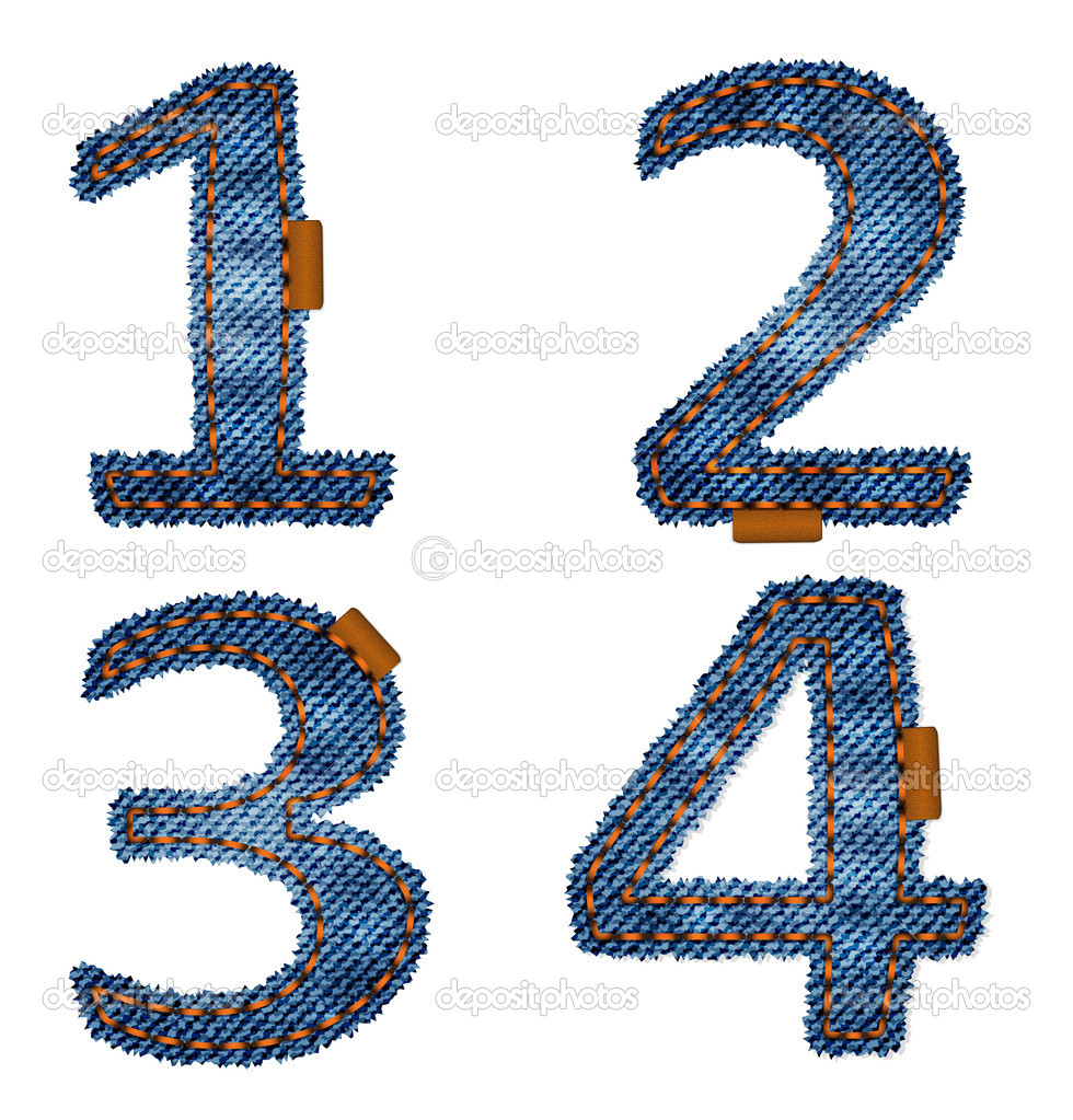 Denim numbers