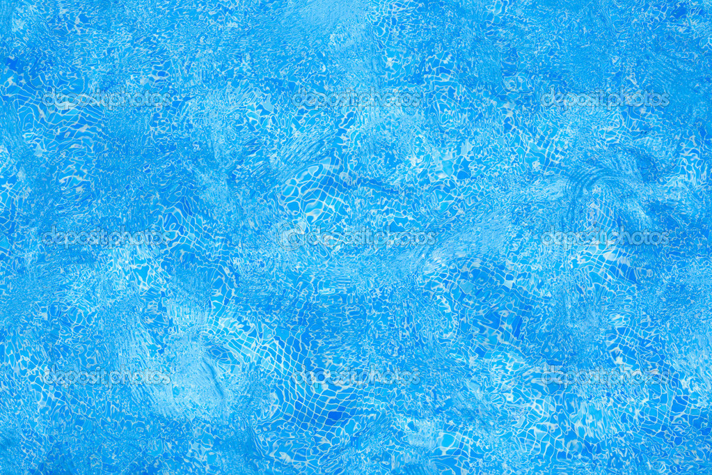 Pool Water Texture blue tiles pool water ripple texture — stock photo © lunamarina