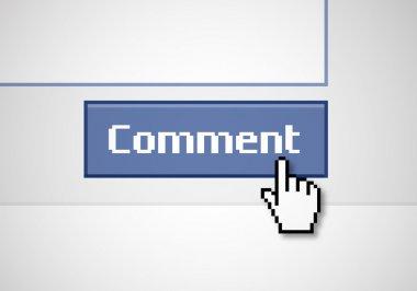 Button Comment