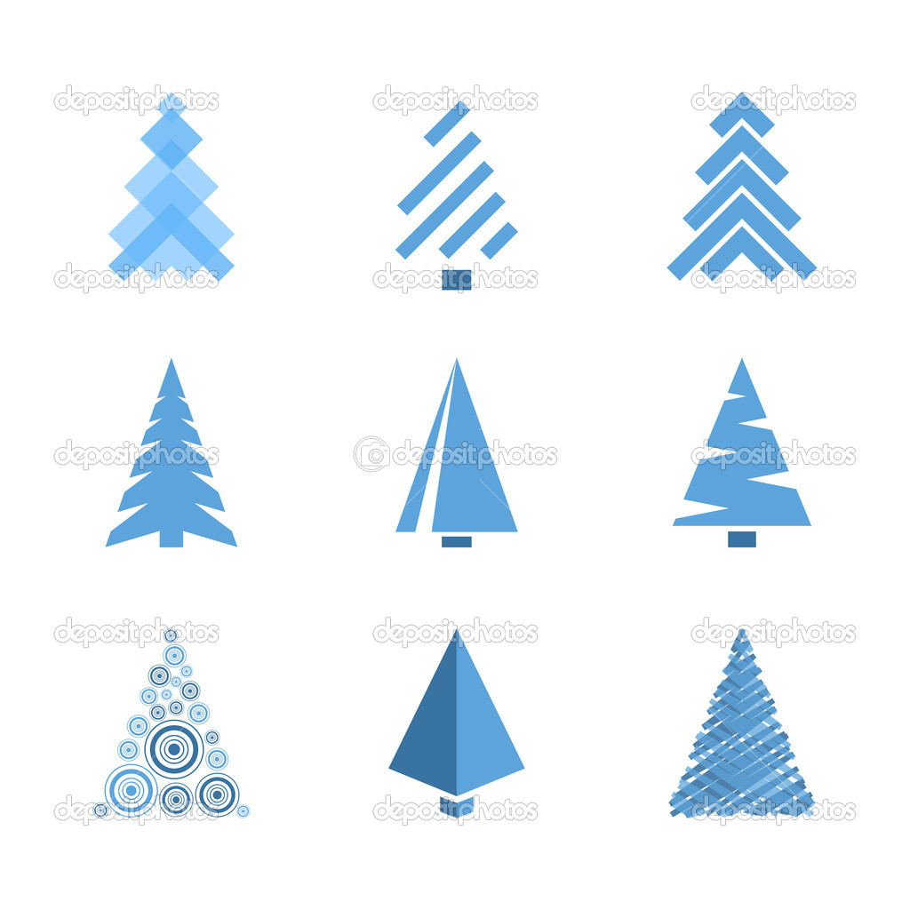 Design Christmas trees
