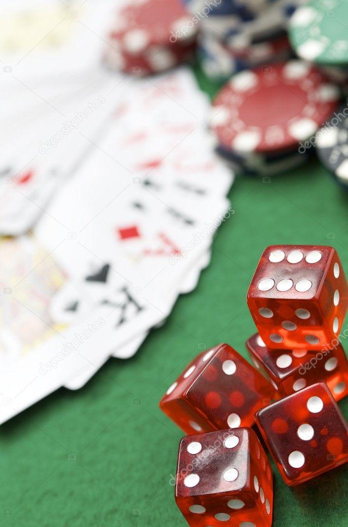 фото Сукне российской казино зеленом на что