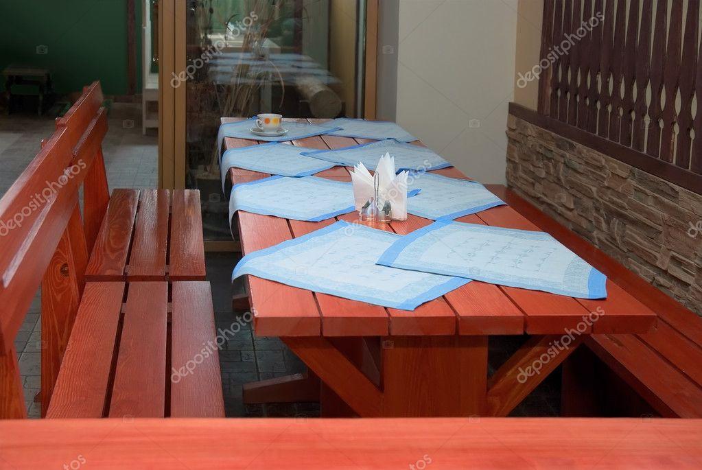 Case Stile Countryfoto : Un ristorante in stile country u foto stock varvarayara