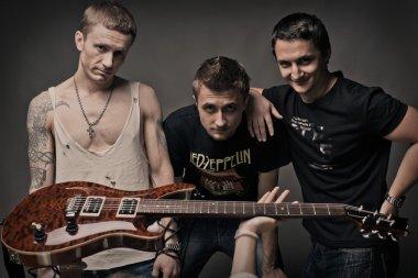 Musical band of three