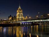 Moszkva, Ukrajna (radisson royal hotel)