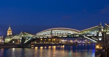 Moscow, Kievskiy bridge