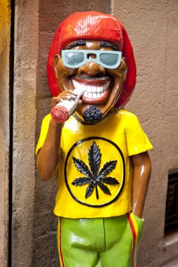 Reggae snowman