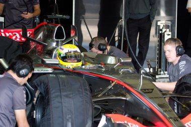 Team McLaren F1, Lewis Hamilton, 2006