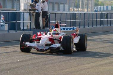 Team Toyota F1, Ricardo Zonta, 2006