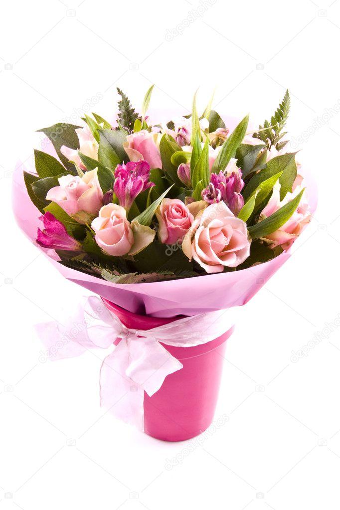 Fleurs Romantiques Photographie Digifun C 10169683