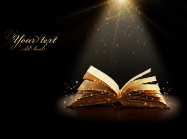 Magical book