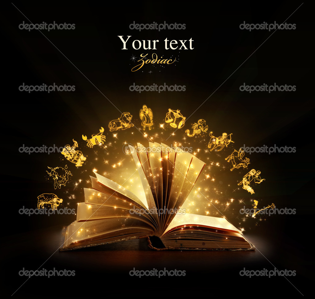magical book � stock photo 169 vadmary 9839870