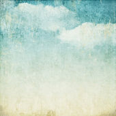 Fényképek Vintage háttér, felhők