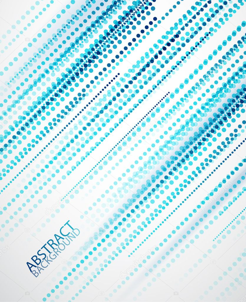 Straight blue lines background