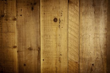 Rough Timber Background