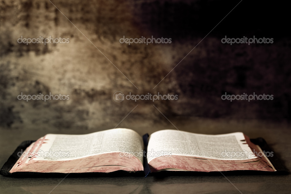open bible stock photo robynmac 8855307