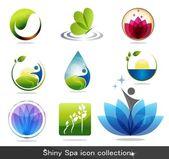 Fotografie Nature icons