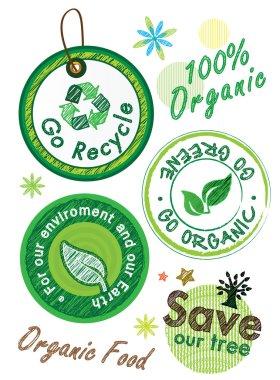 Go recycle label