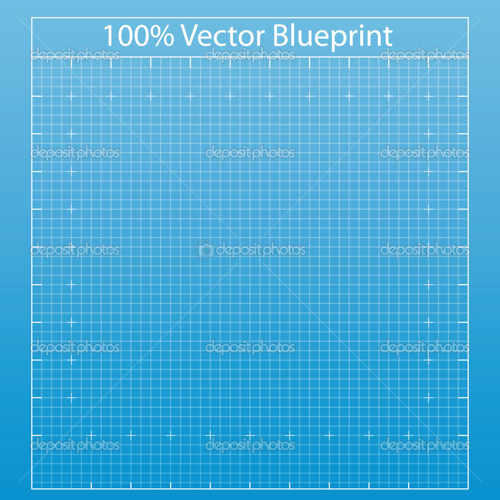 Blueprint background texture stock vector xarkx 10126400 blueprint background texture stock vector malvernweather Images