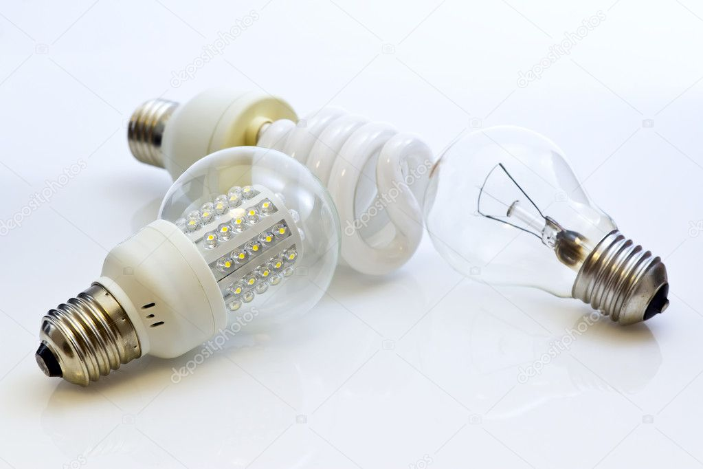 What Are the Different Types of Light Bulbs?