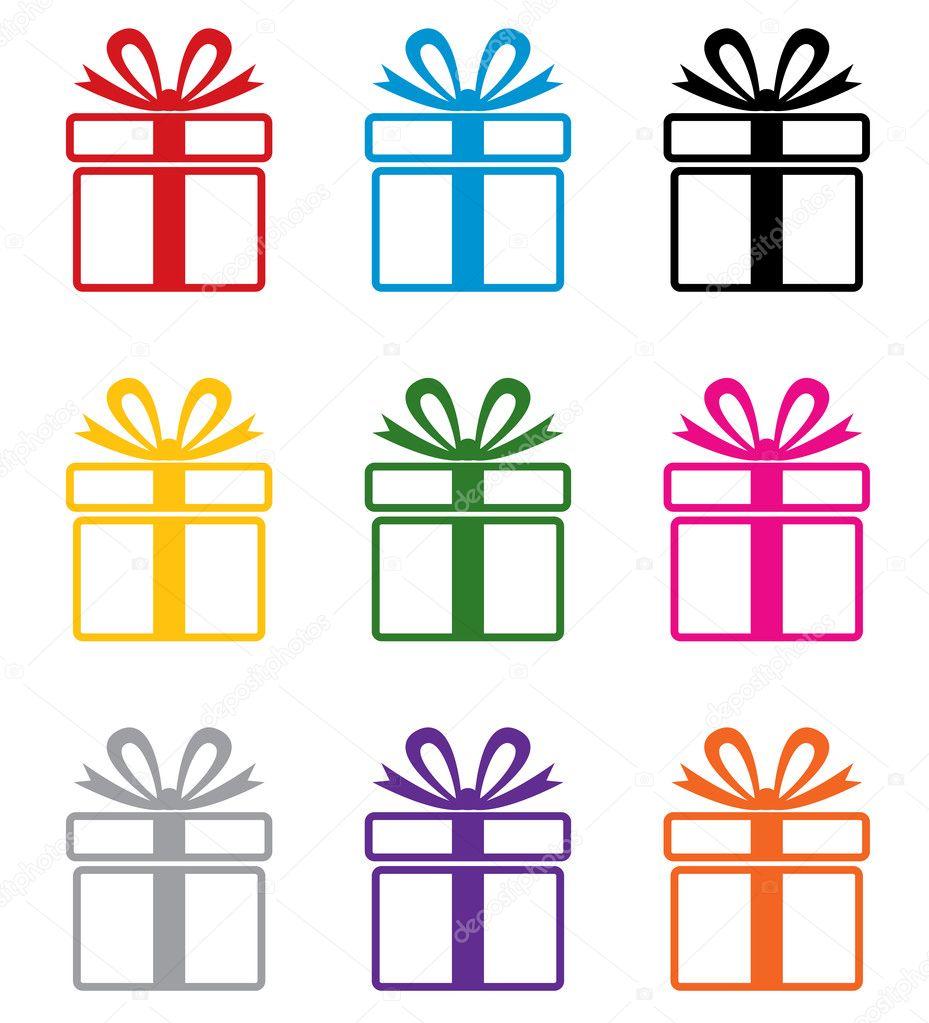 Подарок в векторе