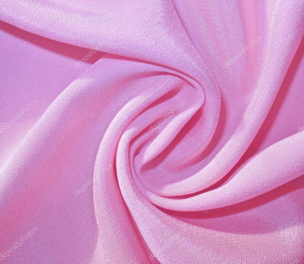 Tessuto Rosa Pallido Opaco Contorto Foto Stock Svetik2263 8361623