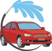 Fotografie Car wash