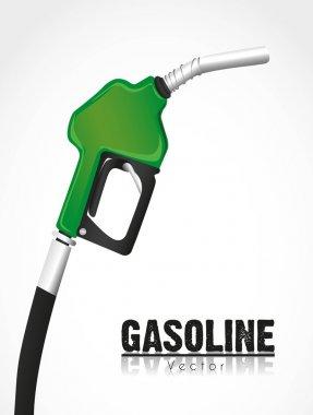 green fuel pump
