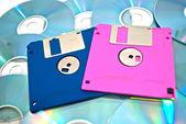 Jinou disketu na cd.